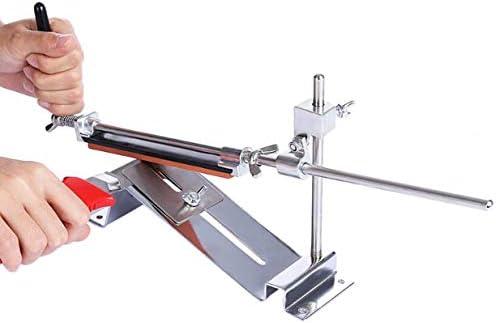 4ピースプロフェッショナルダイヤモンドナイフ削りストーンキッチンシャープ研削鉄鋼システムツール固定角度砥石