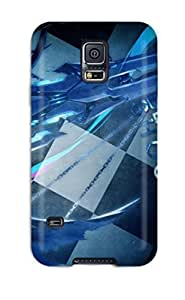 Black Rock Shooter/ Fashionable Case For Samsung Galaxy S5 Cover