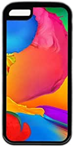 Colorful Abstract Art Theme Iphone 5C Case