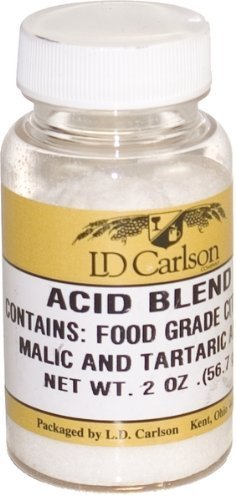 Home Brew Ohio  Acid Blend, 2 oz.