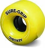 Sure-Grip Outdoor Aerobic Wheel - yellow