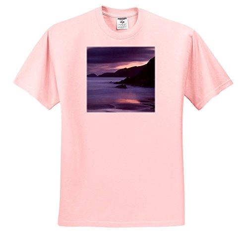 Slea Head - Danita Delimont - Coastlines - Coastline Of Dingle Peninsula at Slea Head, County Kerry, Ireland - T-Shirts - Light Pink Infant Lap-Shoulder Tee (6M) (TS_257699_70)