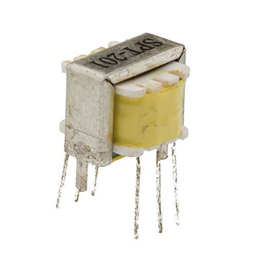 EI-14 Audio Transformer, 5 pcs/Pack, 10K:600 Ohm Impedance, Isolation Coupling XFMR