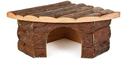 Croci Madera Esquina Casa, 42x 15x 30cm