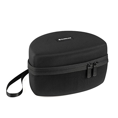 Caseling Hard Case for PlayStation Gold Wireless Stereo Headset. - Mesh Pocket for Accessories. (Ps3 Move Controller Strap)