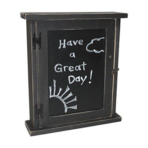 GNR Trades Chalkboard - Blackboard - Message Board Spice or Medicine Wood Cabinet