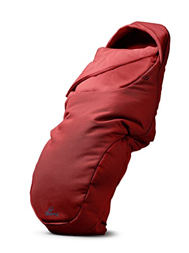 Quinny Genral Footmuff (Red Rumour)