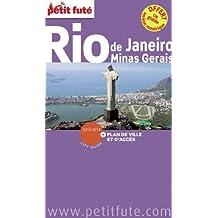 RIO DE JANEIRO, MINAS GERAIS 2013-2014 + PLAN DE VILLE