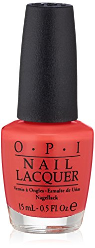 bright orange nail polish - 4