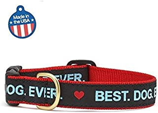 product image for Up Country Best Dog Ever Dog Collar