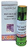 Patchouli Amber Incense Oil – Nandita