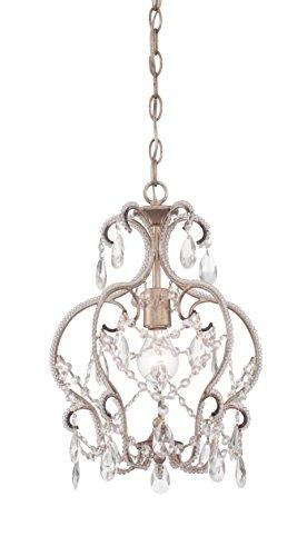 Designers Fountain Calla 6203-ARS 1 Light Mini Chandelier