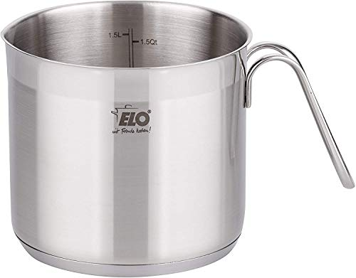 ELO Germany Platin Stainless Steel Induction (Milk Pot)