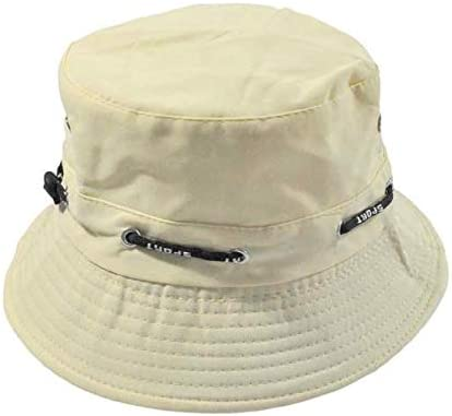 YunZyun Bucket Hats Unisex Wide Brim Outdoor Cap Hiking Beach Sports Bucket Hats Outdoor Cap Men Women Unisex Cotton Bucket Hat Double Side Fishing Boonie Bush Cap Visor Sun