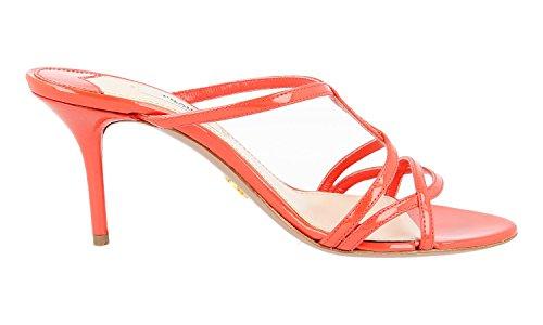 Prada Chaussures de 1x X039en cuir pour femme