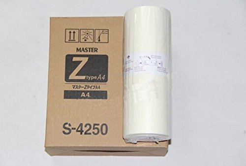 RISO A4 RZ200 Paper Master Roll S-4250