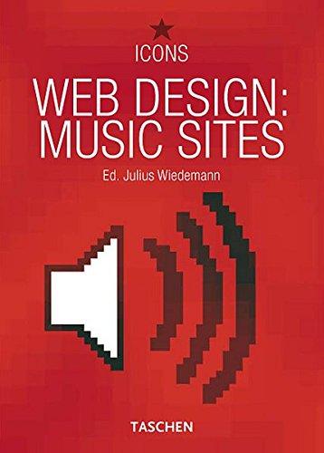 Web Design: Music-Sites (Taschen Icons)