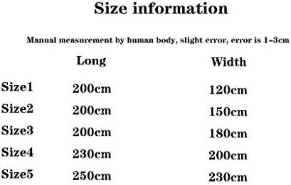 HLD Couverture d'été Petite Couverture Couverture lit Bride Corail Velours Sieste climatisation Serviette Mince Couette Couverture (Color : Q, Size : 180 * 200)