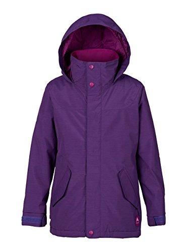 Burton Girls Youth Elodie Snow Jacket Petunia Size Medium by Burton