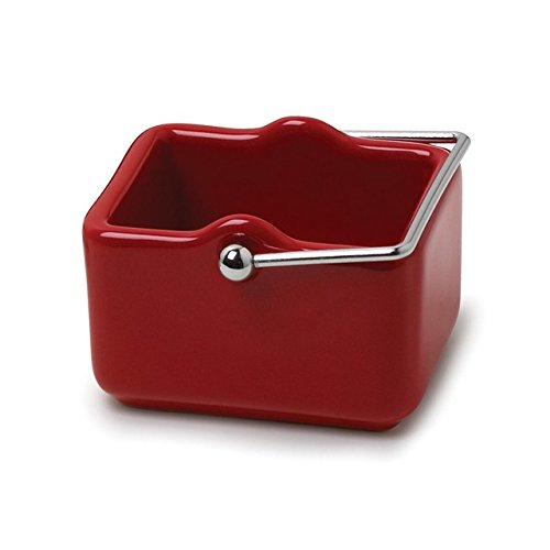 Spectrum Diversified 40784 Steel & Ceramic Sugar & Sweetener Packet Basket Assorted JNSN80519