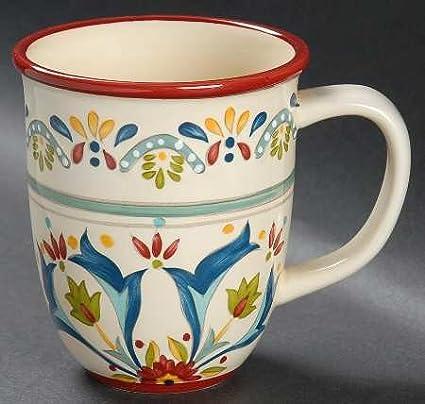 Bobby Flay Sevilla Mug Fine China Dinnerware & Amazon.com : Bobby Flay Sevilla Mug Fine China Dinnerware : Kitchen ...