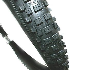 DSI - Cubierta para rueda de bicicleta de montaña (66 x 5,85 cm), color negro: Amazon.es: Deportes y aire libre