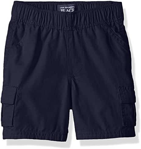 The Children's Place Baby Boys' Pull-On Cargo Short
