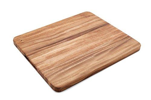 Ironwood Gourmet 28735 Cutting Board, 14 x 16 x 1 inches, Brown