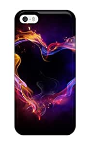 New Style Tpu 6 4.7 Protective Case Cover/ Iphone Case - Fantastic Heart Art