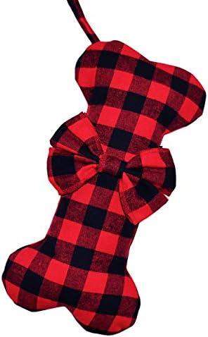 Luxury Black /& Red Stockings 350