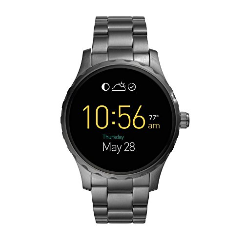 Smartwatch Fossil Q Masculino Digital Masculino Grafite FTW2108/1CI
