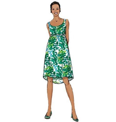 Cartamodello per Vestito e Cintura Pre-Maman 18-20 Taglie: UK 14-16 22 Butterick Patterns 6068E5 EU 46-54
