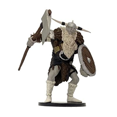 D&D Tyranny of Dragons Single Figure Uncommon Frost Giant #27: Toys & Games