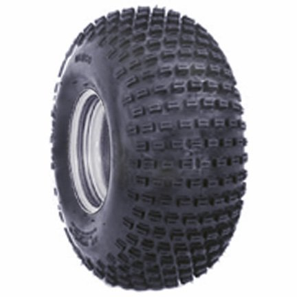 Nanco Dimple Knobby Bias Tire - 25x12R9 51F