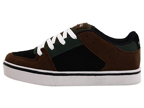 Emerica The Mob Marron/noir/gris/Youth Chaussures