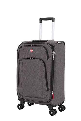 SwissGear Windom 28 Inch, Grey Heather