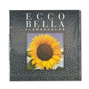 FlowerColor Eyeshadow Refill Sapphire Ecco Bella 0.05 oz Powder