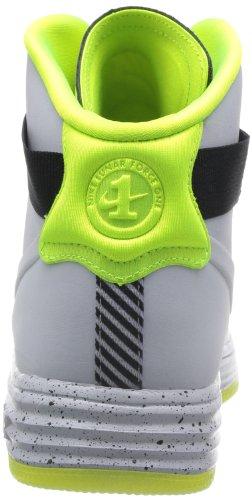 NIKE Lunar Force 1 Lux VT - Zapatillas de tela hombre negro - Schwarz (Anthracite/Wolf Grey)