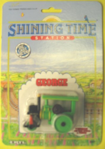 George the Steamroller From Thomas the Tank Engine from Ertl (Roller Thomas)
