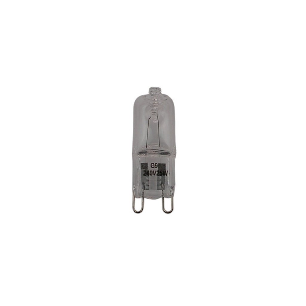 WSDCN G9 240V 25W Halogen Oven Lamp 350/'C Oven Bulb Heat Resistant 2000h Life