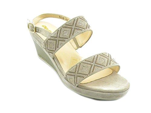 Corda Comodo E0287 Beige Sandalo Donna Melluso R70500 z5UxIqw8n