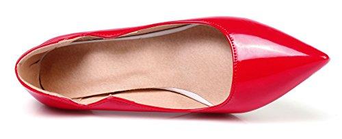 Escarpins KingRover Pour Femme Red 6cm rrdOUw