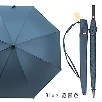 Baron W.H Mango largo paraguas fibra de carbono stand paraviento paraguas sombrilla,B