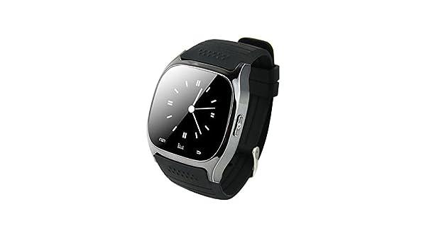 Original M26 reloj inteligente SmartWatch Android negro ...