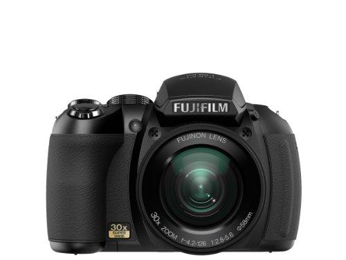 Fujifilm FinePix HS10 10 MP CMOS Digital Camera with 30x Wid