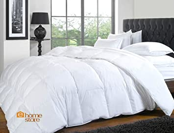 15 Tog King Bed Size EXTRA FILLING WINTER EXTRA WARM Duck Feather /& Down Duvet