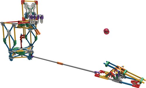41myhvFVchL - K'NEX Imagine – Power and Play Motorized Building Set – 529 Pieces – Ages 7 and Up – Construction Educational Toy