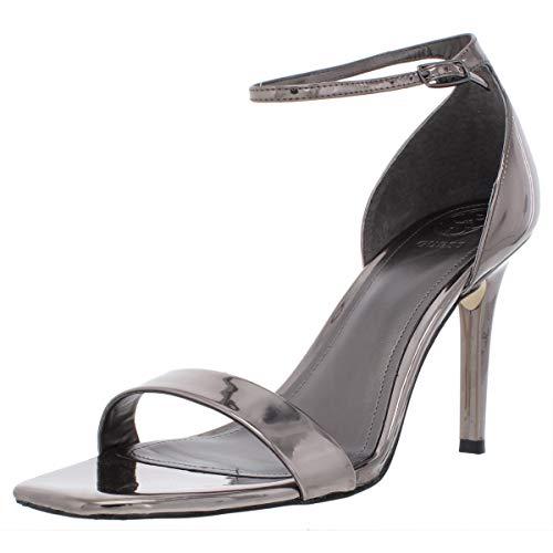 GUESS Womens Celie Metallic Dressy Evening Heels 9.5 Medium (B,M) (Guess Evening Shoes)