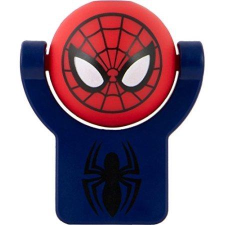 Marvel 13341 Marvel[r] Spiderman[r]1-image Projectable Night Light