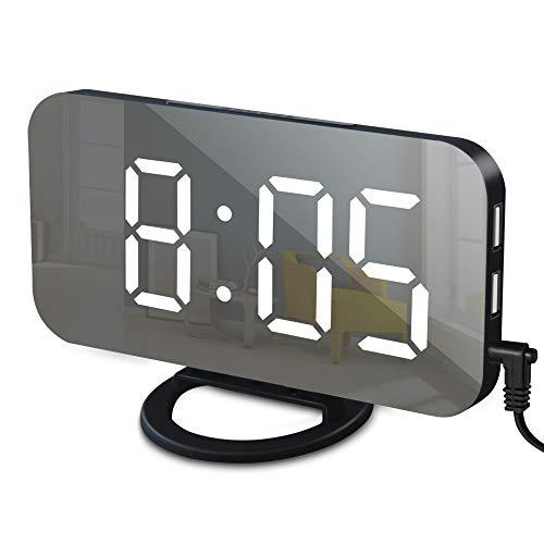 GLOUE Alarm Clock with